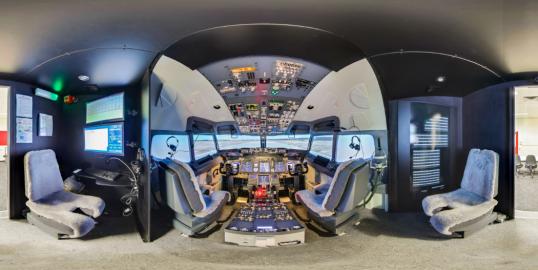 Virtual Tour UniSA CloudTour University of South Australia 360 Photo Simulation